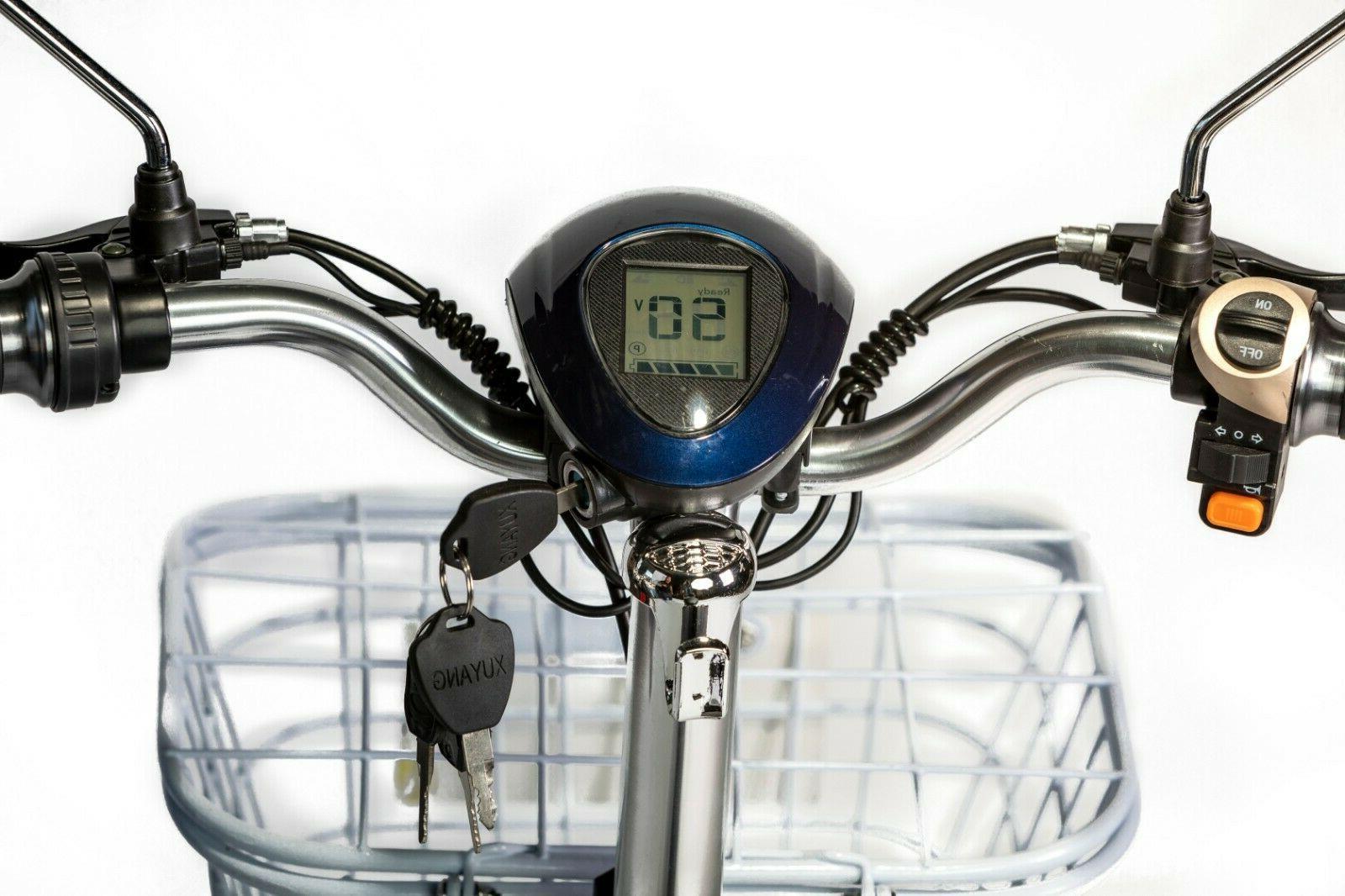 SOHOO City E-Bike Lithium E-Scooter