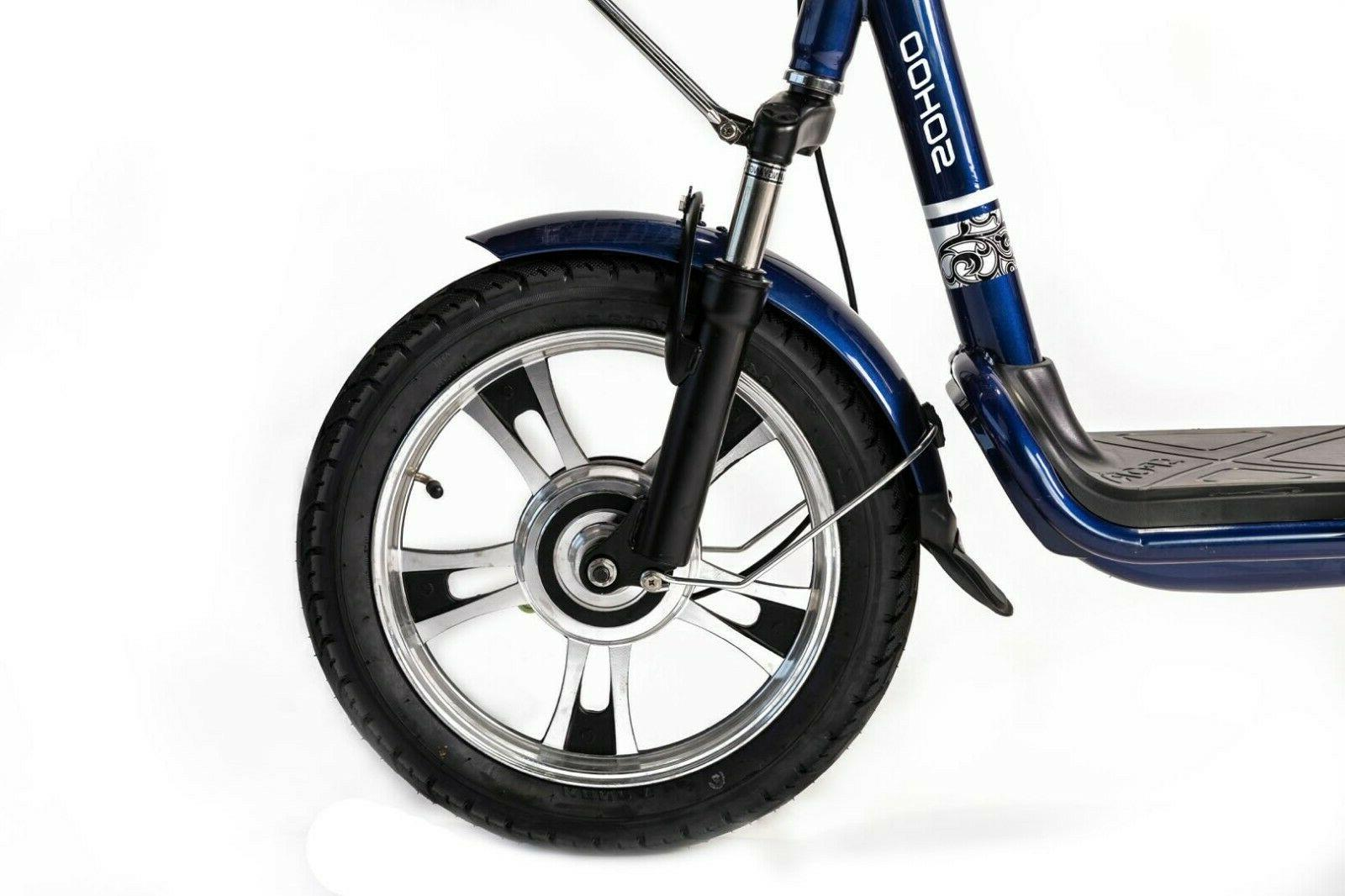 SOHOO E-Bike E-Scooter