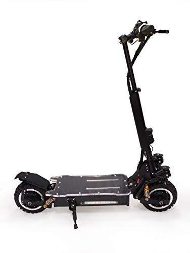 MAXX Electric Scooter 11 inch W Motor World Fastest max Speed 55 mph