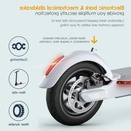 Electric Scooter Foldable Design 18.6 Miles MPH