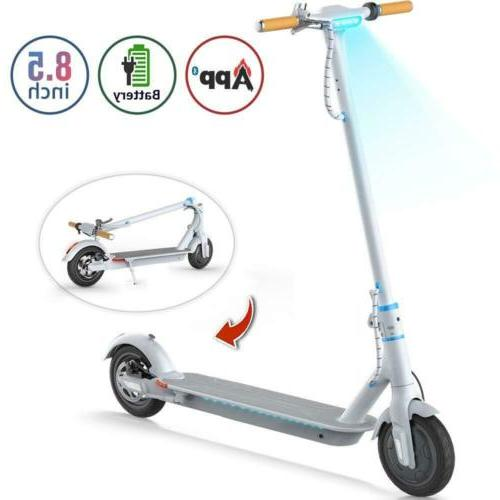 electric scooter foldable design 18 6 miles