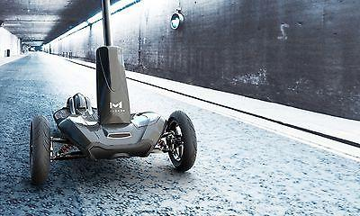 "electric foldable ""TRANSBOARD"" 3 wheel li-ion"