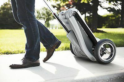 "electric ""TRANSBOARD"" 3 wheel Mobility li-ion"