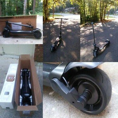 Electric Scooter WideWheel Dual Motor 1600W E-Scooter