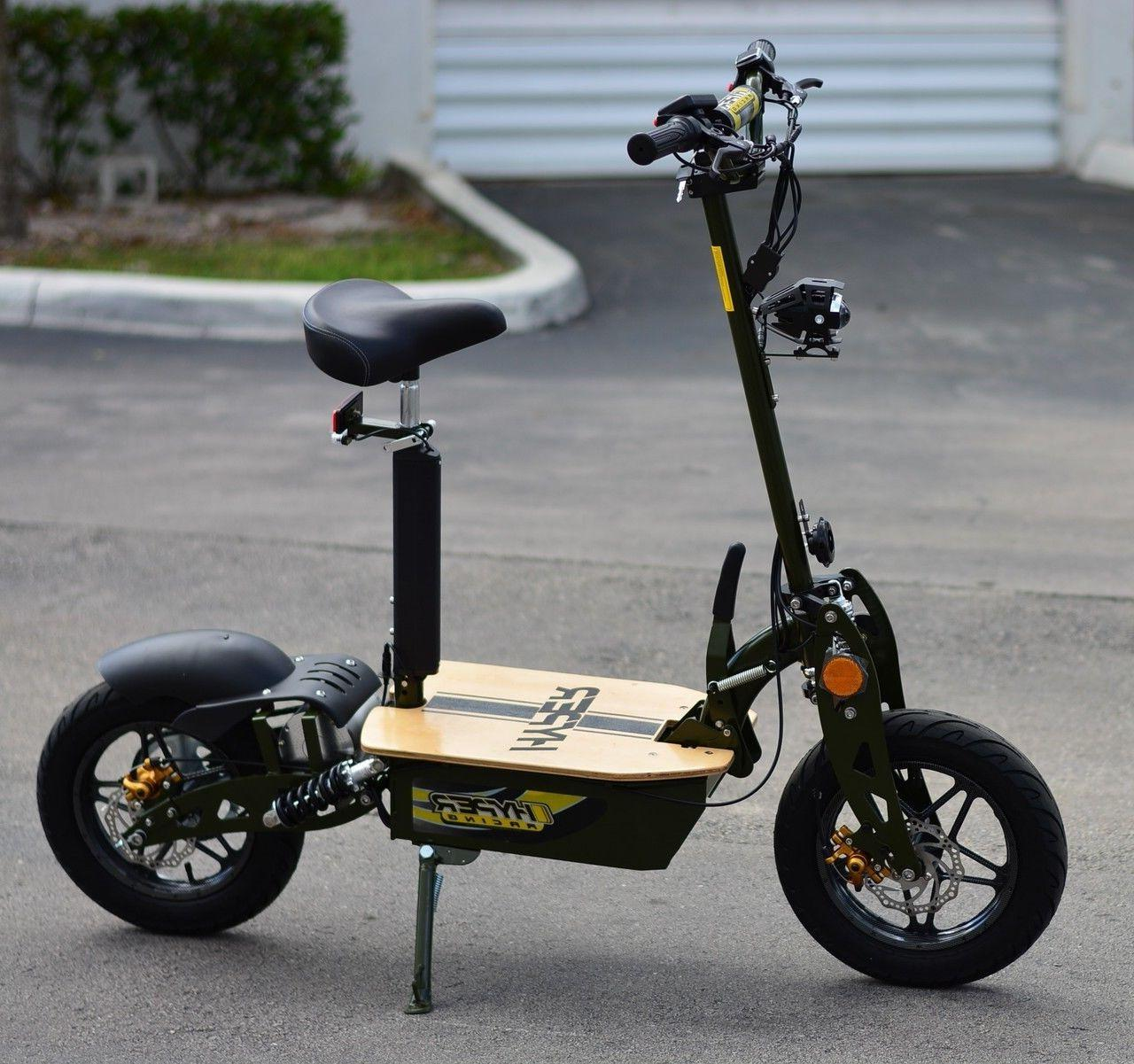 ELECTRIC SCOOTER 2000W 60v