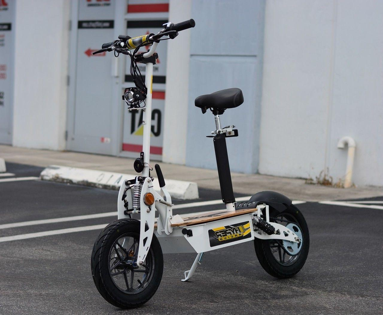 electric scooter hyper racing 2000w street edition