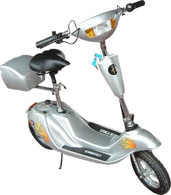 Electric Scooter Key