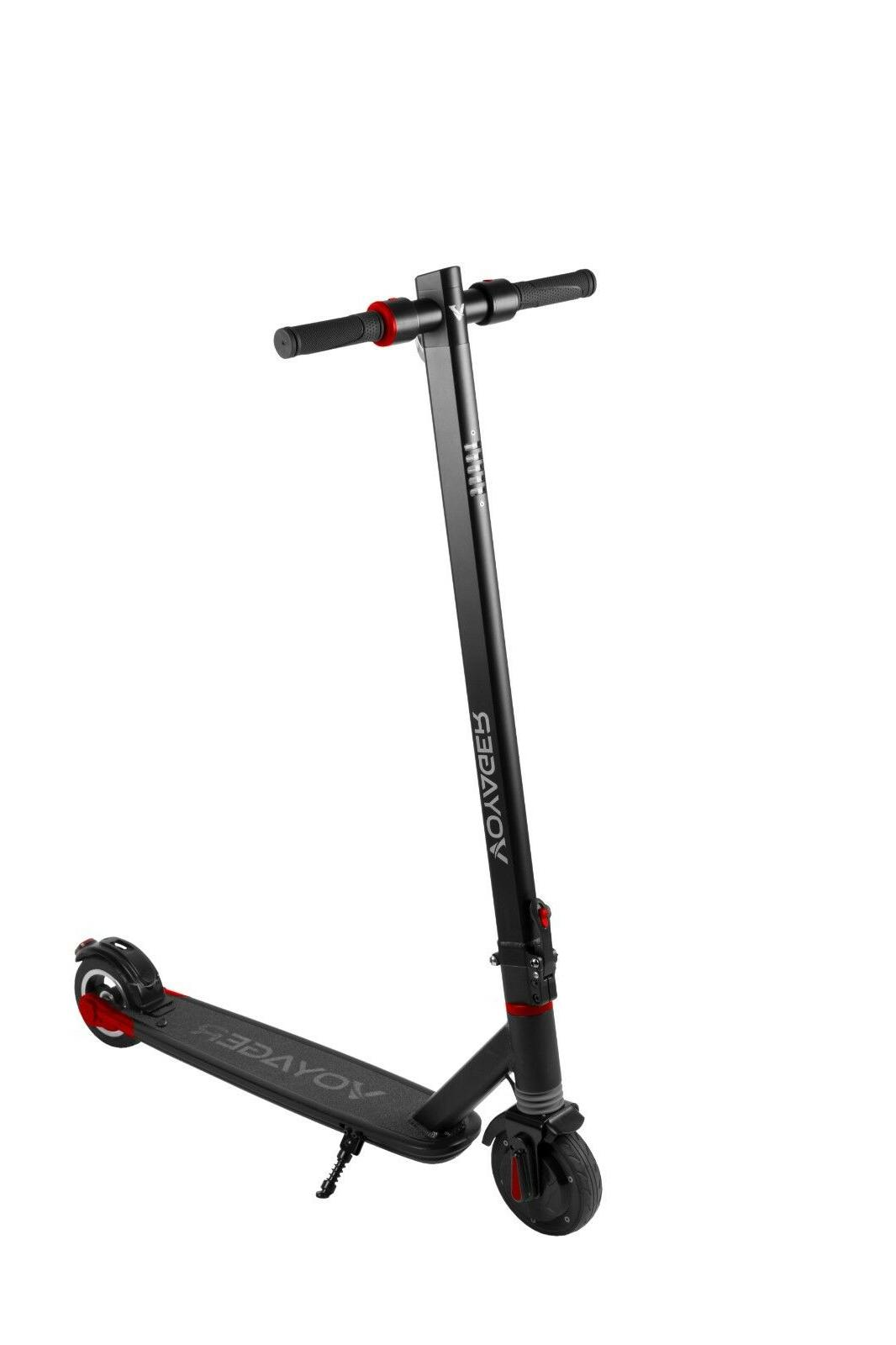Voyager Electric Scooter - Ion BLACK