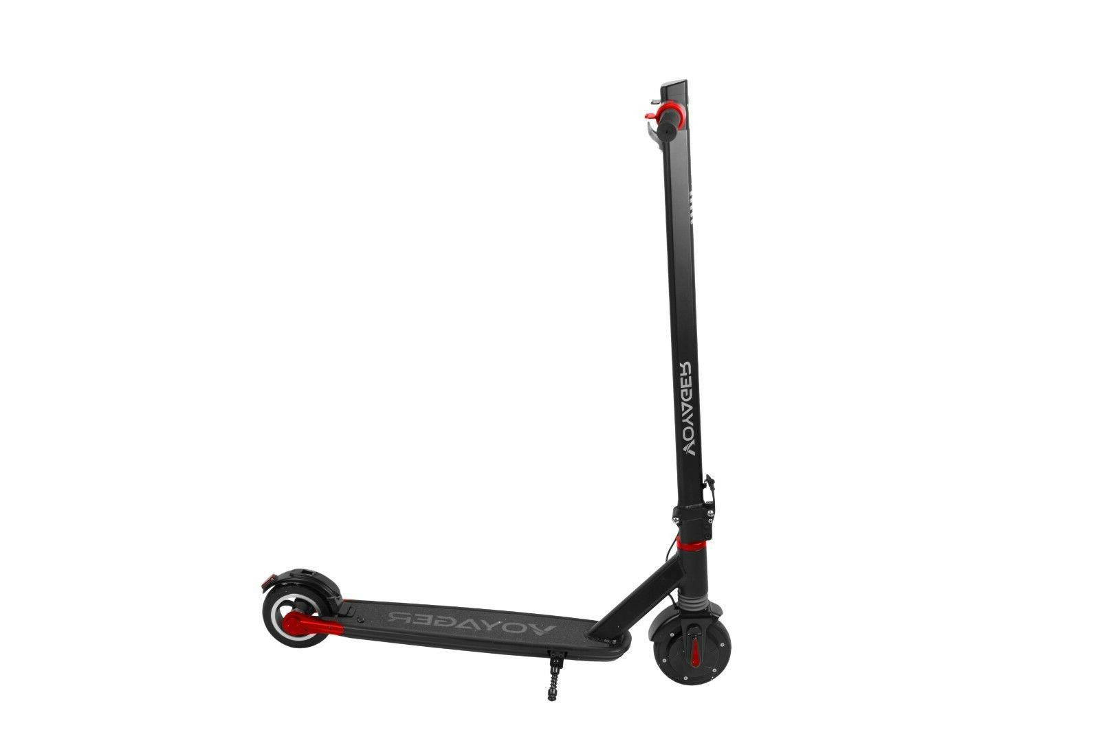 electric scooter ion black