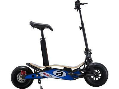 ELECTRIC SCOOTER MOTOTEC 800W 36V LITHIUM FOLDING SCOOTER