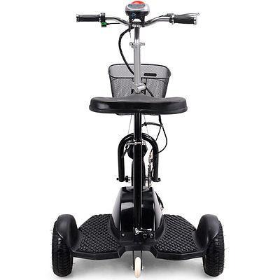 Electric Vehicle Scooter MotoTec Trike Seat 36v Motor 2015
