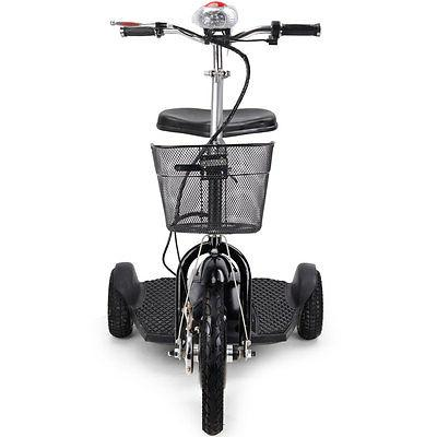 Electric Mobility Scooter MotoTec Seat Motor 2015