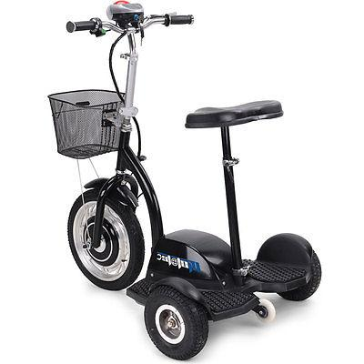 electric mobility vehicle scooter mototec trike 350