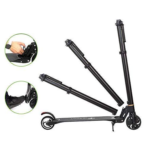 TianRun Mph & Range Miles 8.8Ah Foldable Carbon Electric Bicycle up 264lbs
