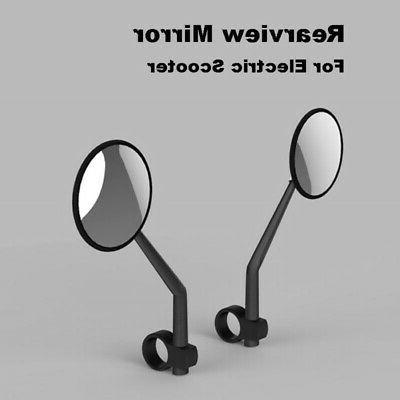 Electric Scooter Rearview Mirrors Handlebar Mount For XIAOMI