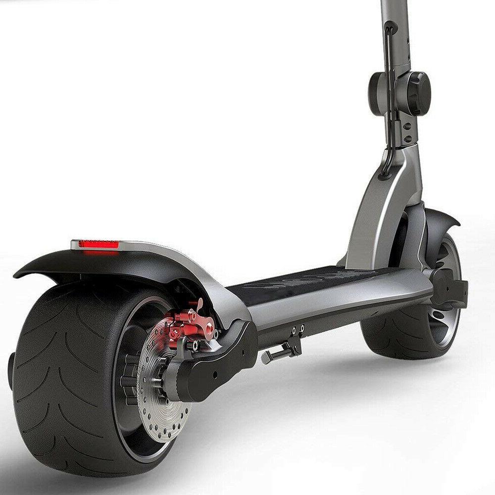 electric scooter widewheel single motor 8 8ah
