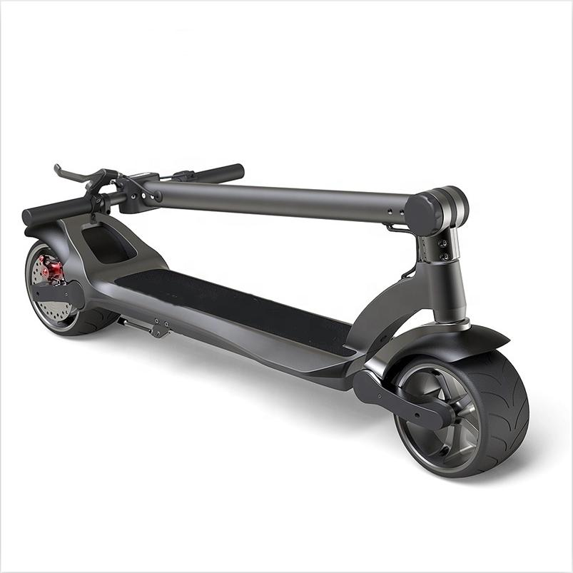 """Electric Scooter Motor ver with 4"""" wide tires"""