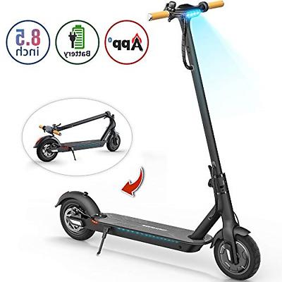 electric scooter with foldable design 18 6