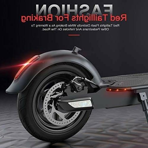 TOMOLOO Electric Scooter Foldable Design