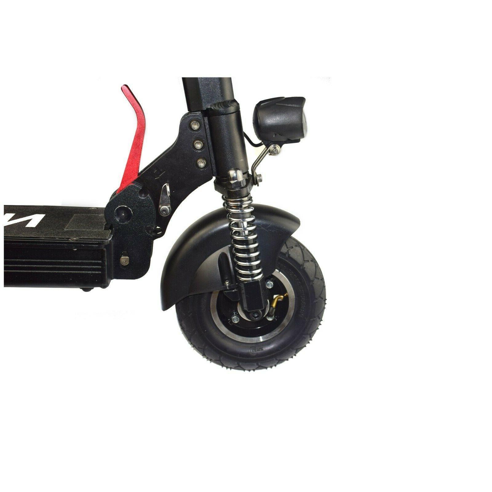 "NANROBOT Scooter 500W Motor Power 48V 8"" Tires MPH SHIP"
