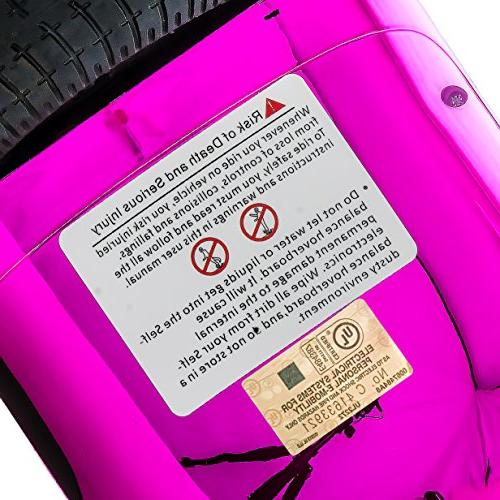 V-Fire with Bluetooth, Pink