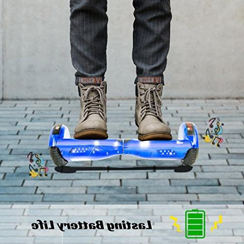 V-Fire Electric Self-Balancing with