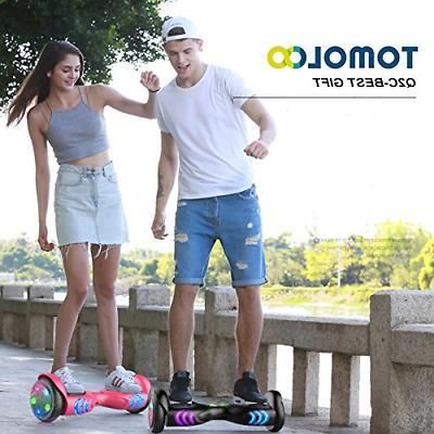 TOMOLOO Skateboard Three Smart