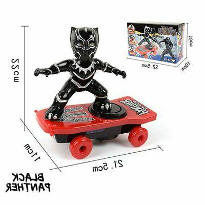 Electric Stunt Skateboard Toy W/ Light Music 360°