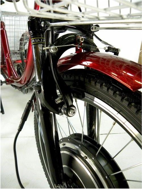 Electric tricycle for adults,