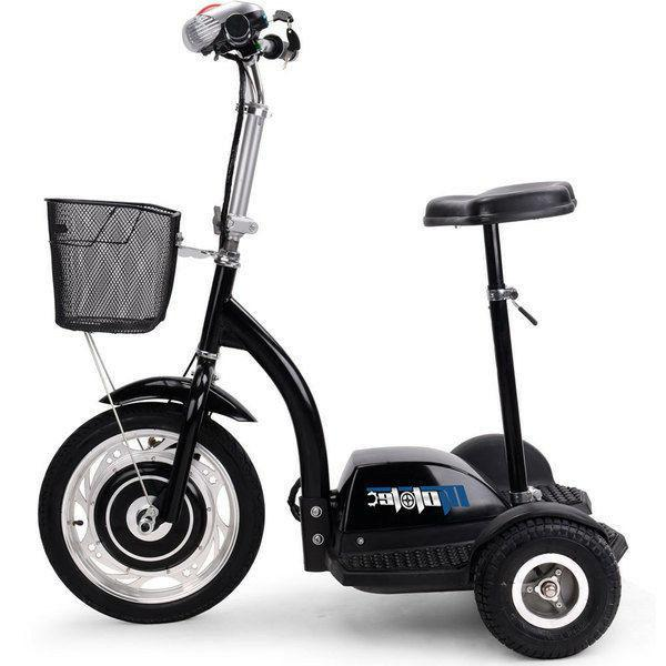 Electric Trike Up 15 Range Per Charge,