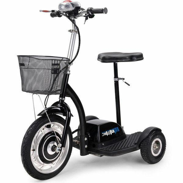 Electric Up To 15 MPH Range Charge,