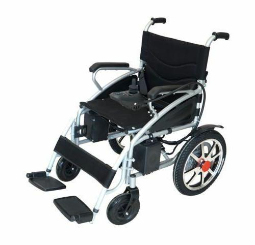 Electric Wheelchair Motorized Power Wheelchairs Duty