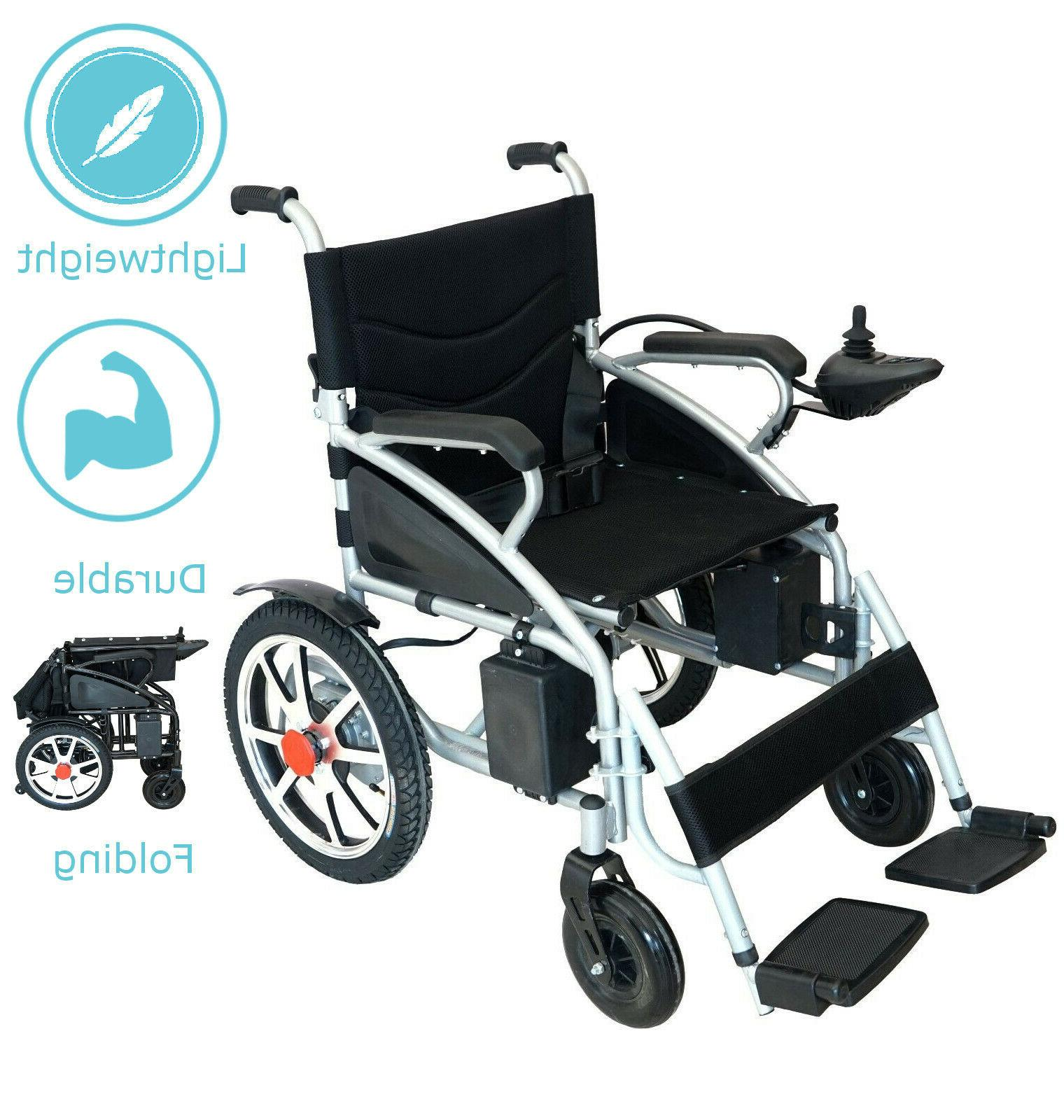 Electric Wheelchair Motorized Duty