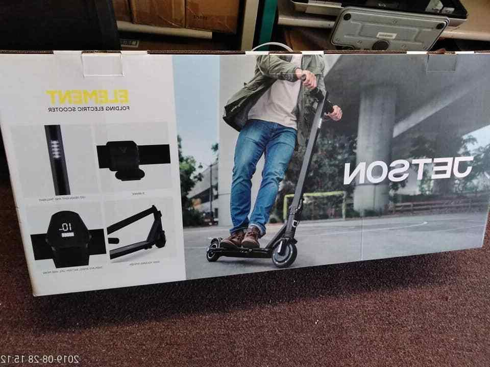 element folding electric scooter brand new lowest