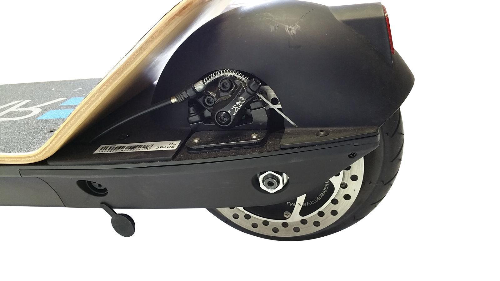 ES Board 3 Wheel Scooter 18.6mph Ion