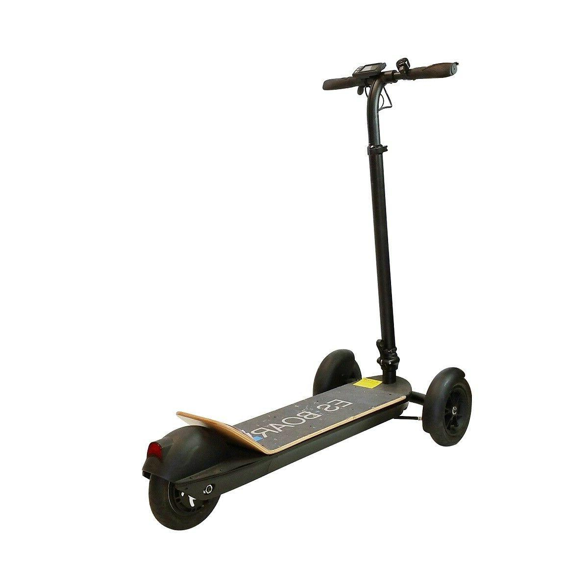 ES Wheel Scooter 242Lbs Ion