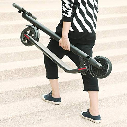 SEGWAY eScooter- High Performance, 8-Inch to of and 12.4 of mph of Speed, Control,