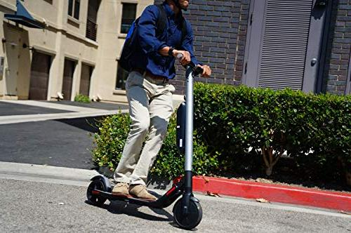 Segway Longway ES4 Electric KickScooter Foldable 28 mph Speed, Control, Bluetooth App Connectivity Adults