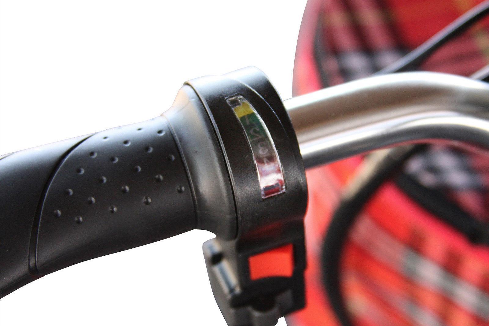 eWheels Stand-N-Ride Mobility 300lbs 15mph - No