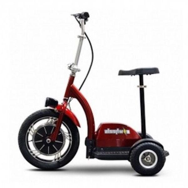 eWheels STAND-N-RIDE Mobility Scooter