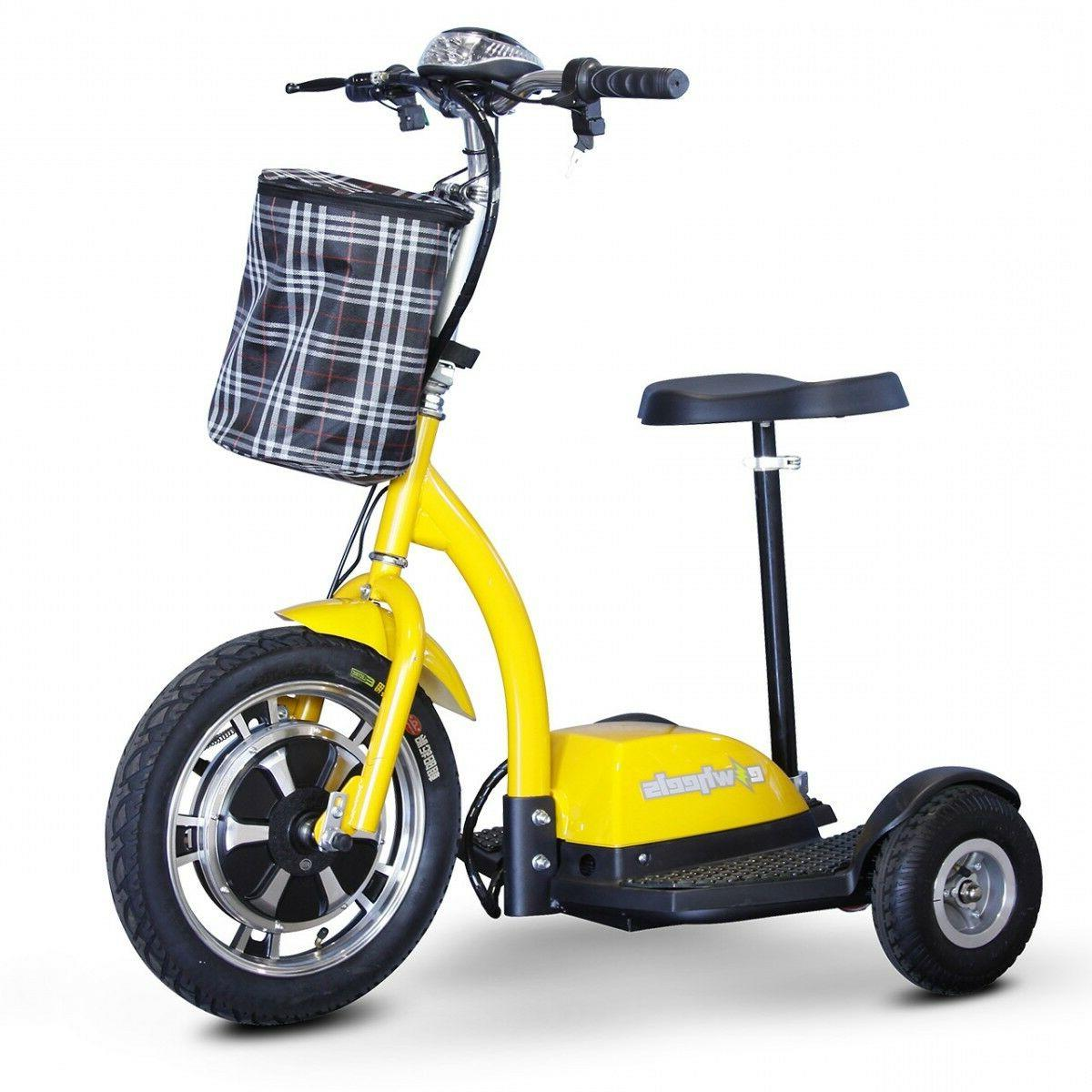 eWheels STAND-N-RIDE Scooter
