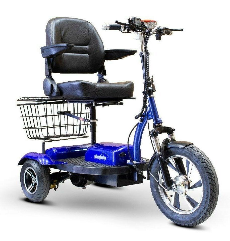 eWheels Mobility 3 Wheel Loaded, 30 NOTAX