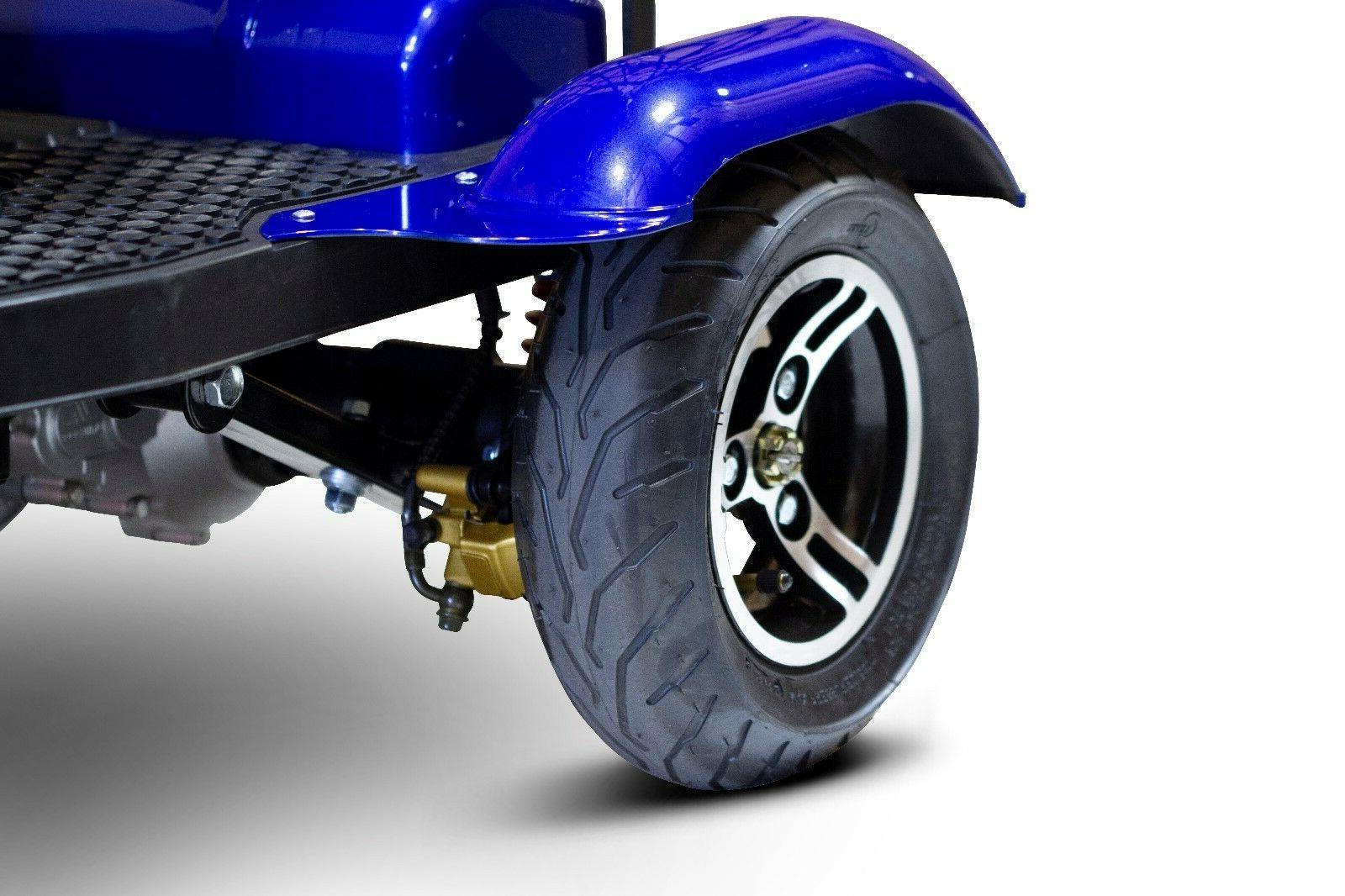 eWheels Blue Mobility Loaded, NOTAX