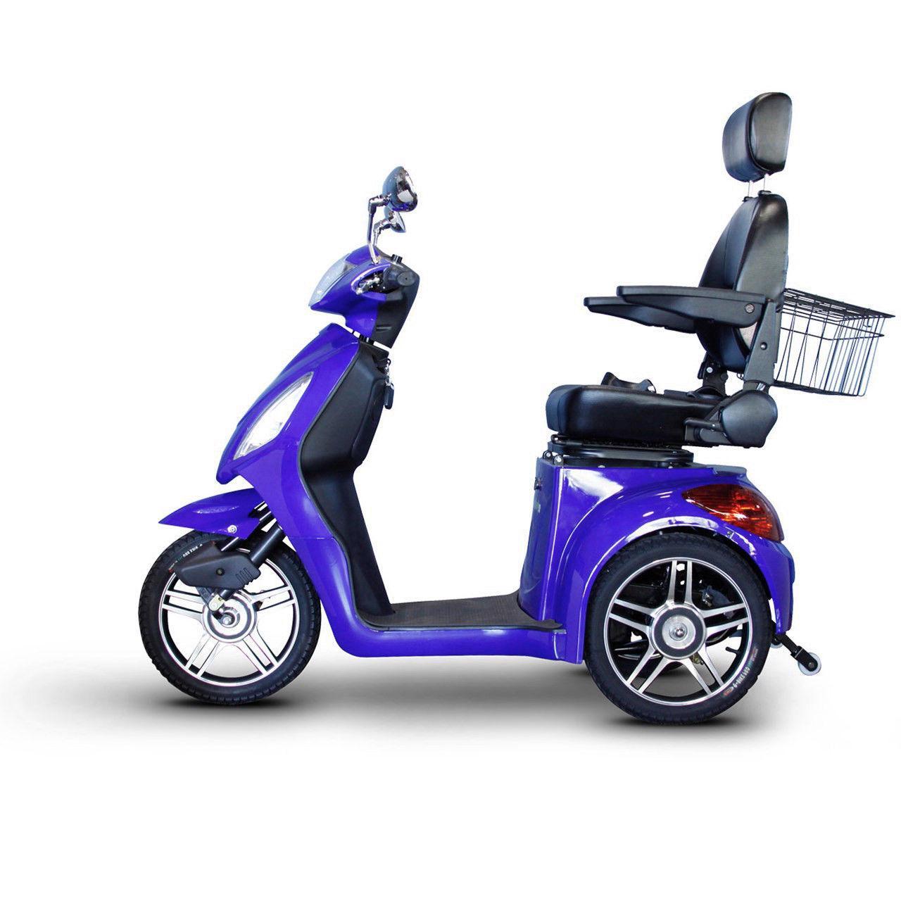 eWheels EW-36 Mobility Range