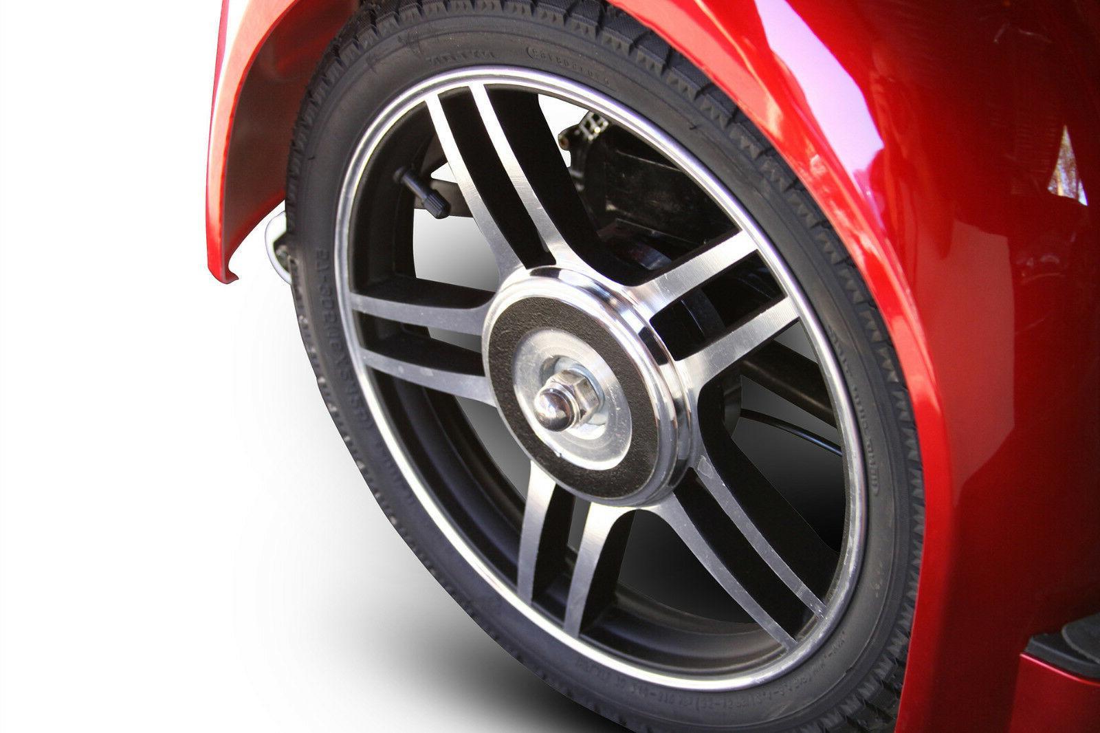 eWheels EW-36 Electric 3-Wheel Mobility Range 45