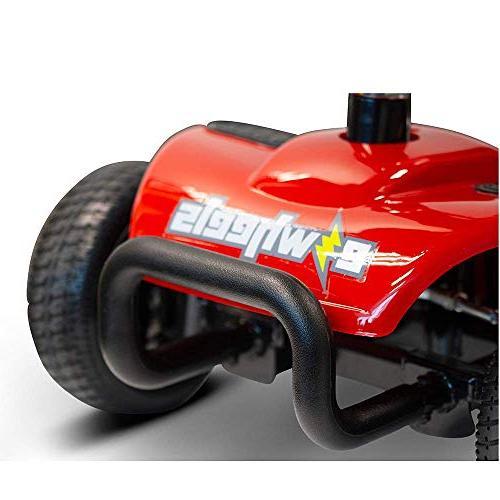 eWheels EW-M34 Lightweight 4-Wheel 300Lbs - UNASSEMBLED