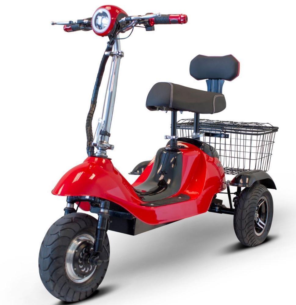 ewheels ew 19 sporty electric mobility scooter