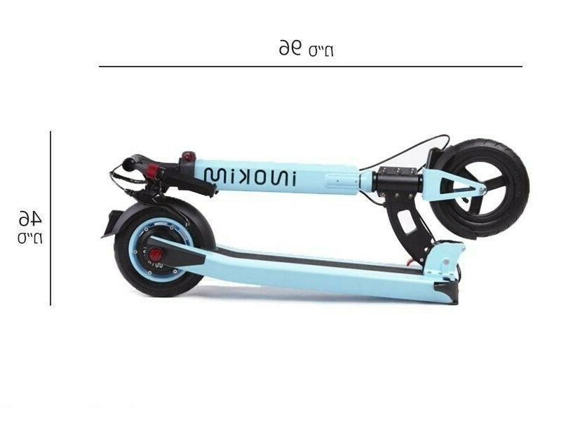 INOKIM EXCLUSIVE USA. LONG SCOOTER FOR ADULTS