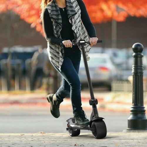wide scooter E-Scooter for Adults