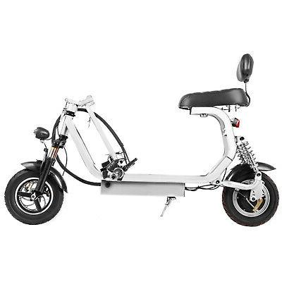 Adult Electric Up to 35km/h Commuter Scooter Cellphone Mount